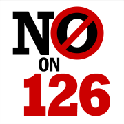 NO on Prop 126